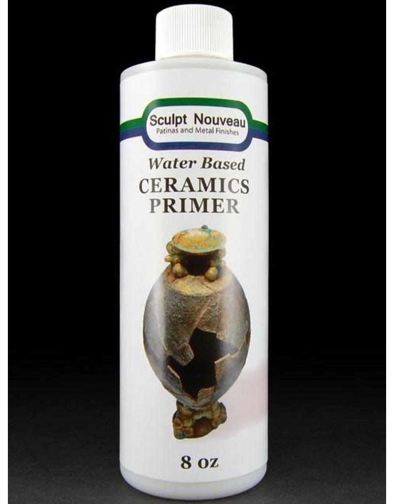 Sculpt Nouveau Water Based  Ceramic Primer 8oz