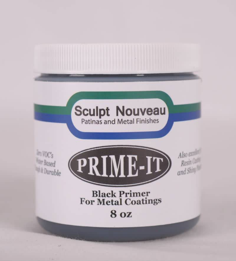 Sculpt Nouveau Prime-It Black 8oz