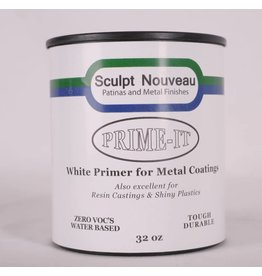 Sculpt Nouveau Prime-It White 32oz