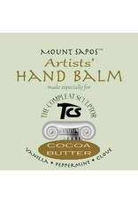 Mount Sapos Hand Balm Lotion Bar with Cocoa Butter