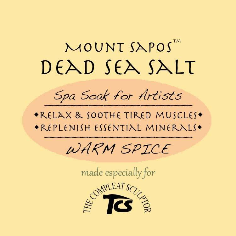 Mount Sapos Dead Sea Bath Salts Warming, 6 oz - The ...
