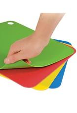 Tovolo Large Flexible Cutting Mats – Set of 4
