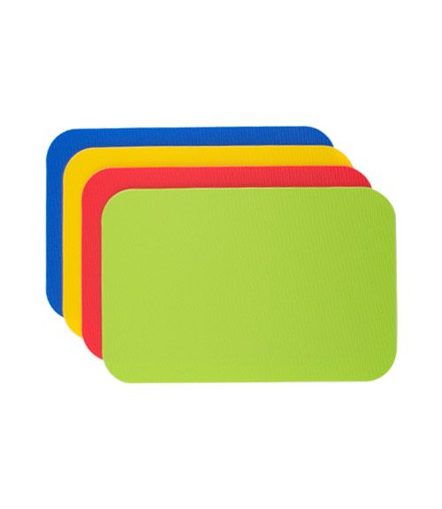 Tovolo Lil' Flexible Cutting Mats – Set of 4