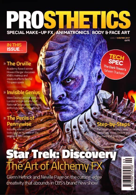 Prosthetics Magazine #9