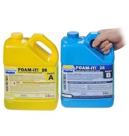 Smooth-On Foam-iT 26 (2 Gallon Kit 15lbs)