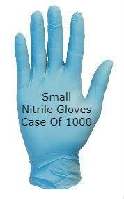 Nitrile Gloves Blue