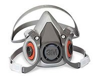 3M Mask Respirator 6000 (No cartridge)