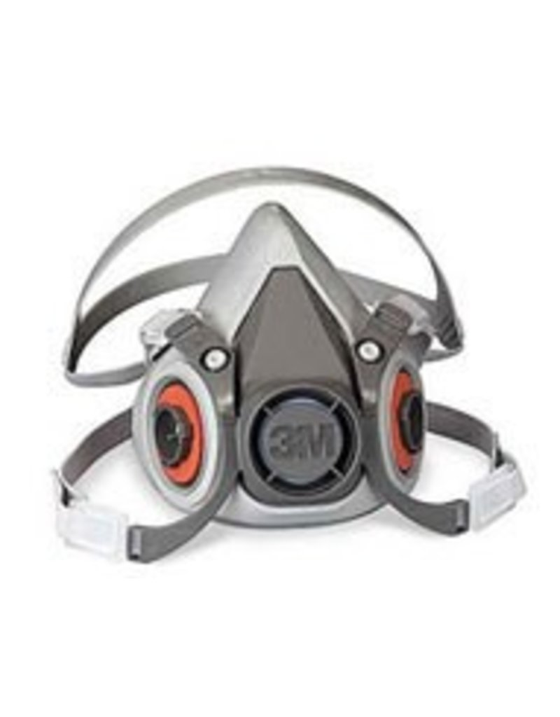 3m full face mask respirator 6000