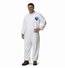 3M TYVEK Suit Light Duty Coveralls