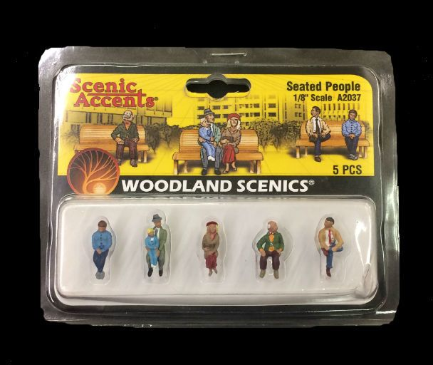 Woodland Scenics People Scale Models