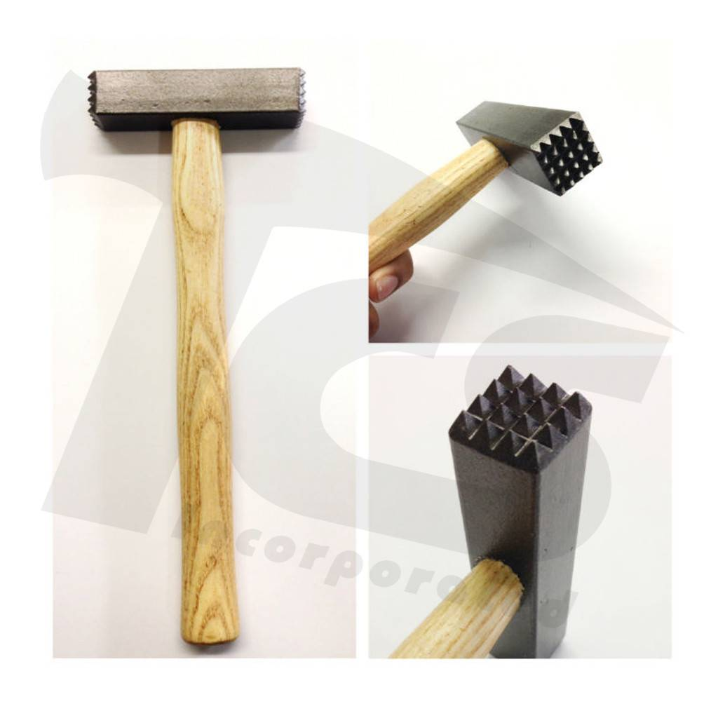 Milani Steel Bush Hammers