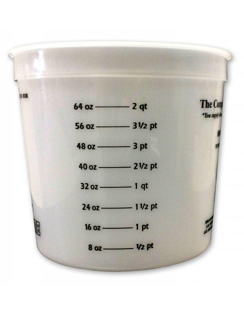 Just Sculpt Multi-Mix Bucket 2.5 Quart