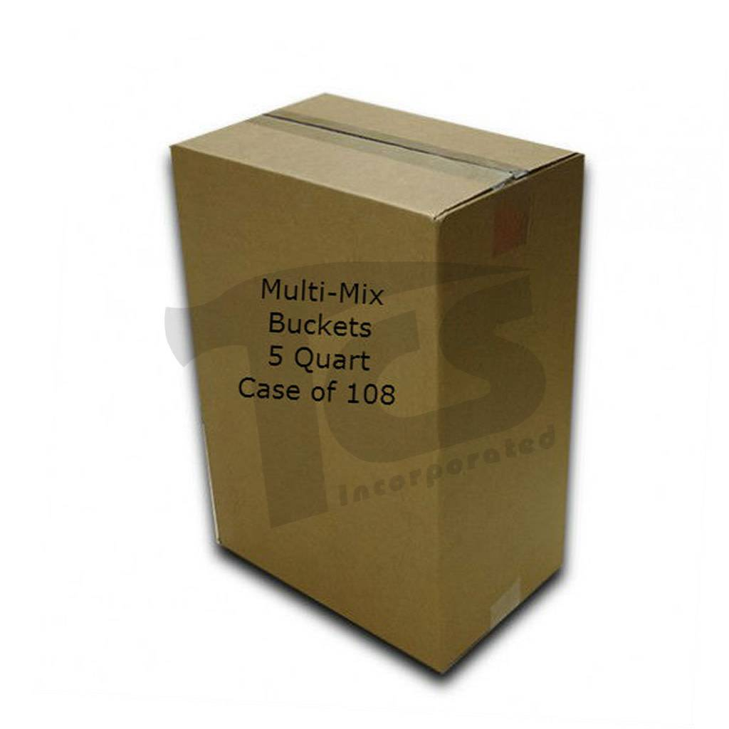 Just Sculpt Multi-Mix Bucket 5 Quart (Case of 108)