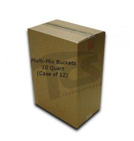 Just Sculpt Multi-Mix Bucket 10 Quart (Case of 12)