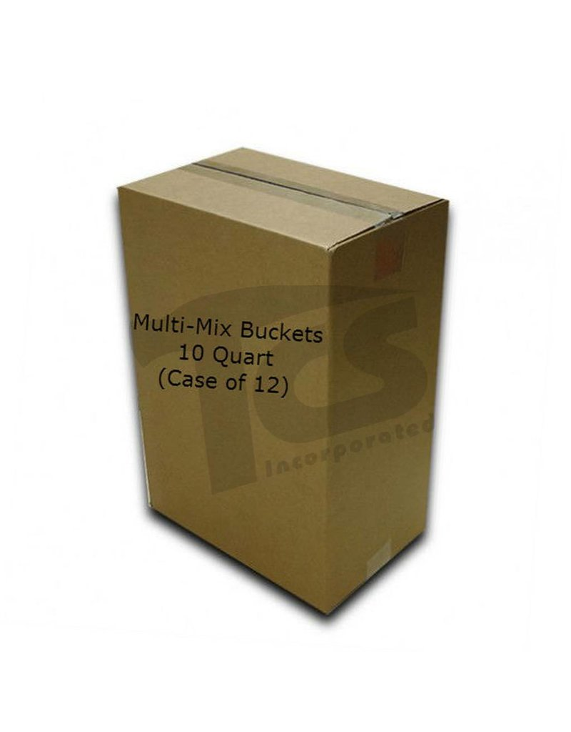 Just Sculpt Multi-Mix Bucket 10 Quart (Case of 12)