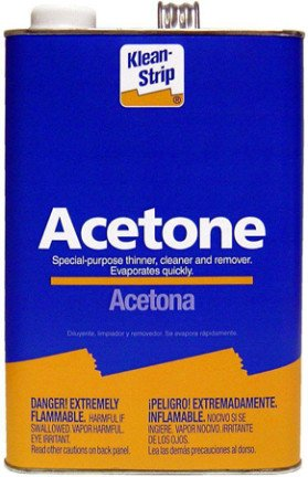 Just Sculpt Acetone