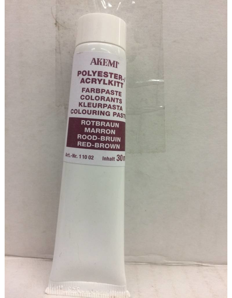 Akemi Polyester Color Pastes