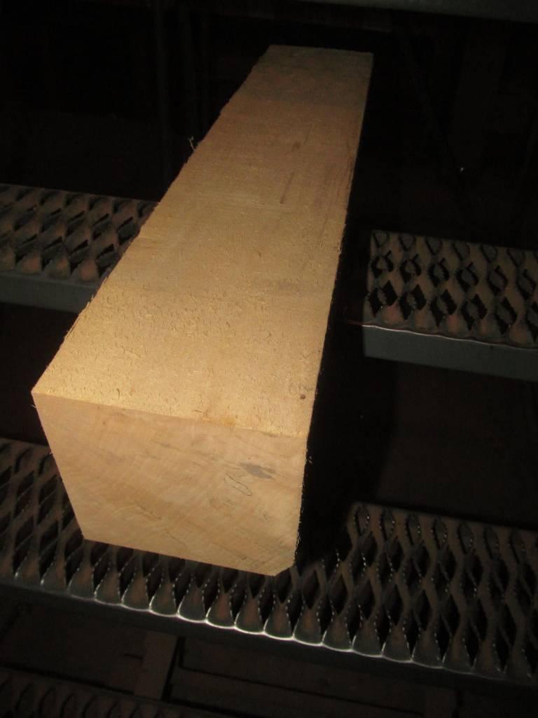 Wood Basswood Block 5''x5''x24''