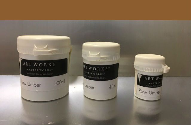 MasterWorks Master Works Pigment