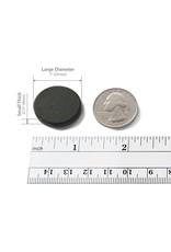50 pcs Ceramic Magnets - 25 mm (1 inch) Round Disc