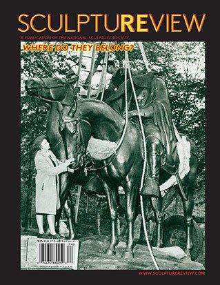 National Sculpture Society Sculpture Review Magazine LXVI no.4 Winter 17