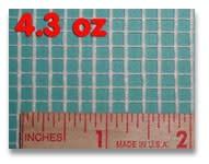 Just Sculpt A/R Fiberglass Mesh 4mm (2Yard)