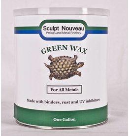 Sculpt Nouveau Metal Wax Green Gallon Special Order