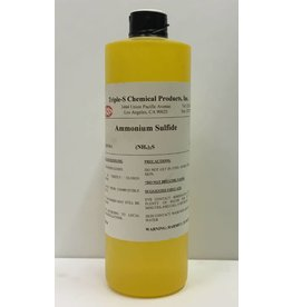 Just Sculpt Ammonium Sulfide Solution (NH4)2S 500ml