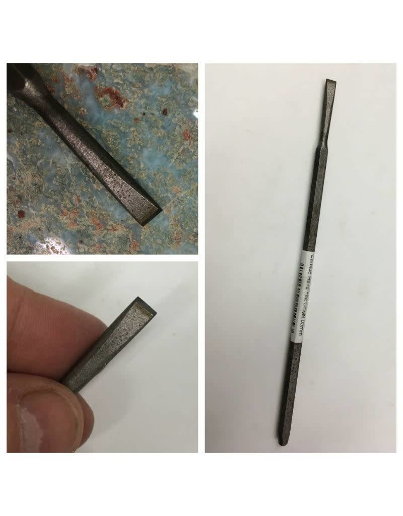 Milani Carbide Hand Flat Chisel 05mm 3/16