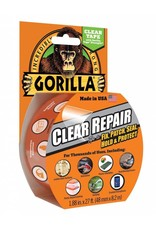 Just Sculpt Gorilla Tape Crystal Clear 1.88x9yd