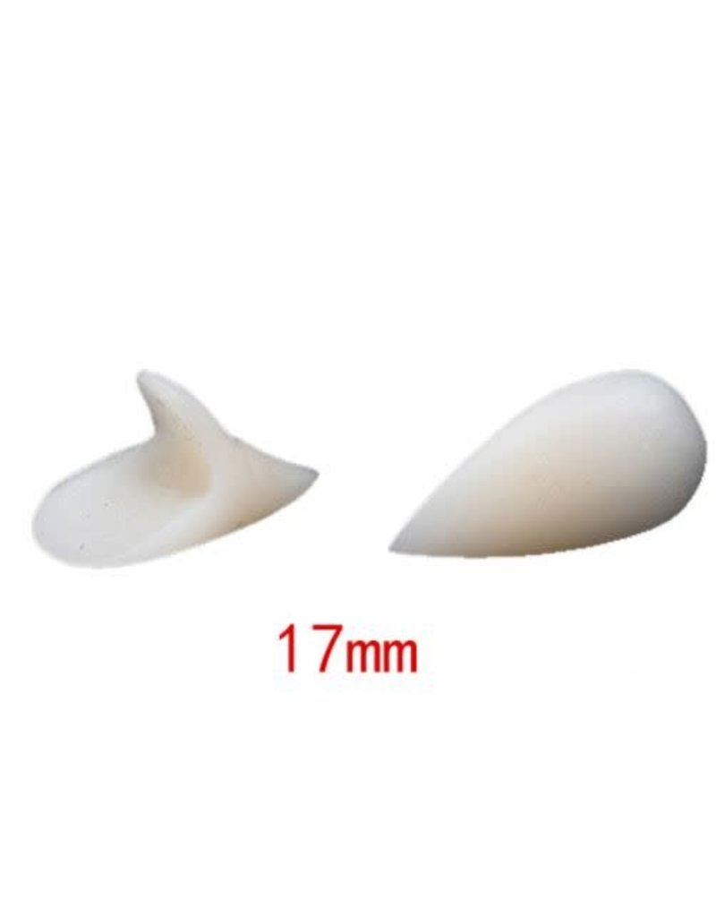 Just Sculpt Acrylic Fangs Large (17mm)