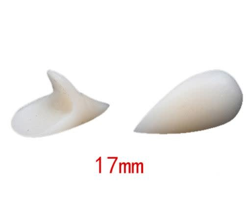 Acrylic Fangs Large (17mm)