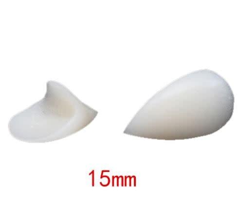 Acrylic Fangs Medium (15mm)