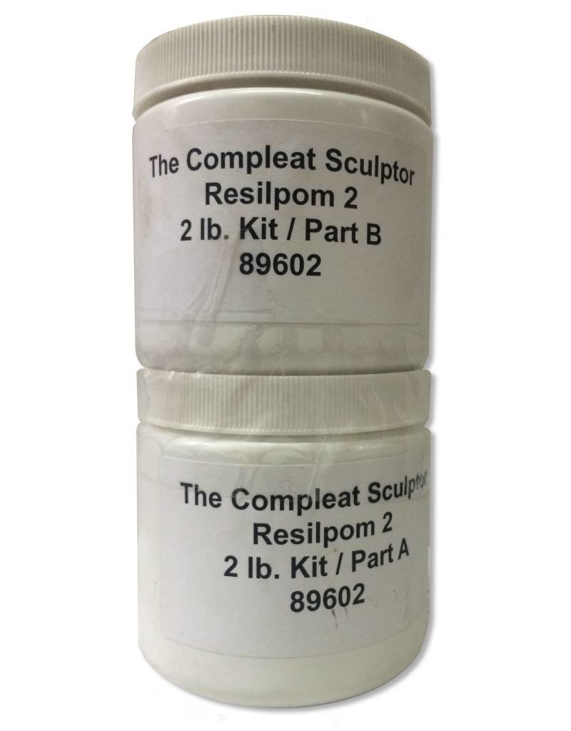 Resilpom Resilpom2 Silicone Molding Putty