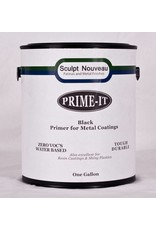 Sculpt Nouveau Prime-It Black Gallon Special Order