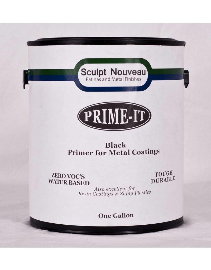 Sculpt Nouveau Prime-It Black Gallon
