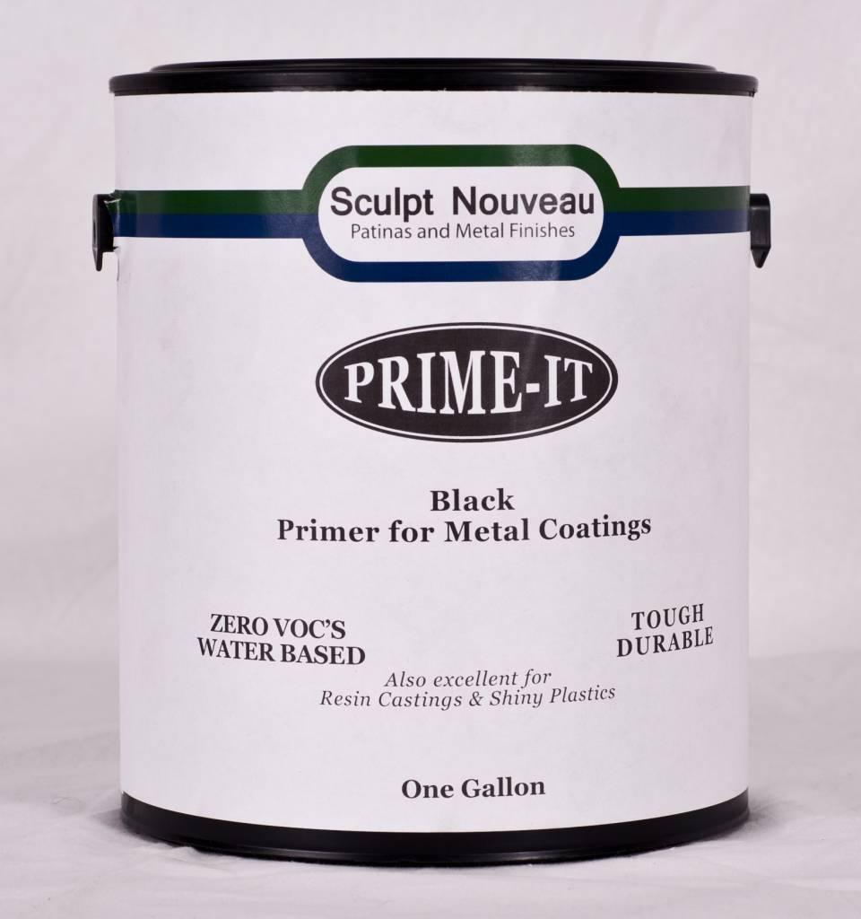 Sculpt Nouveau Prime-It Black Gallon Special Order