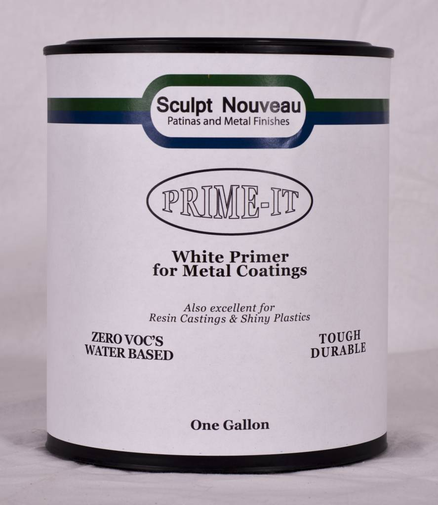 Sculpt Nouveau Prime-It White Gallon