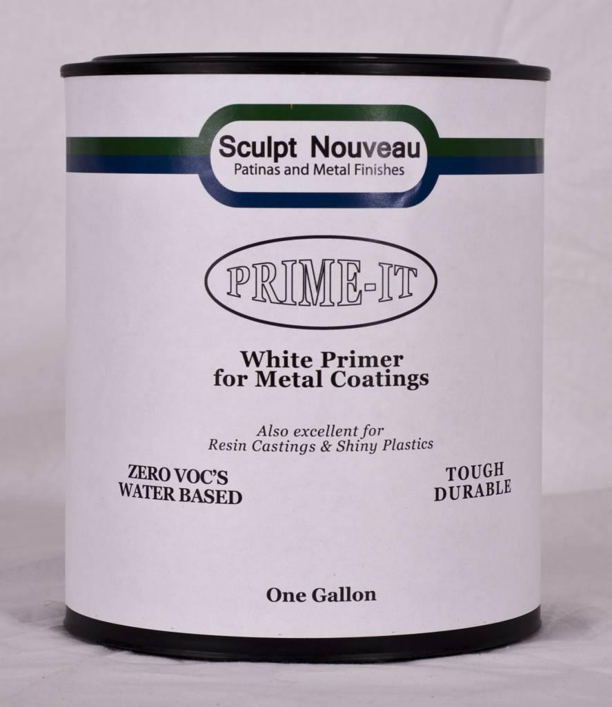 Sculpt Nouveau Prime-It White Gallon