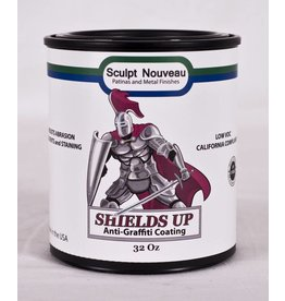 Sculpt Nouveau Shields Up Anti-Graffiti Coating 32oz