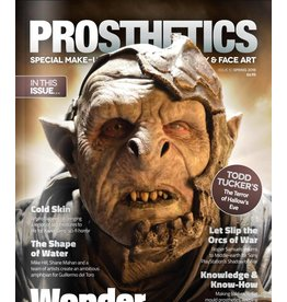 Gorton Studios Prosthetics Magazine #10