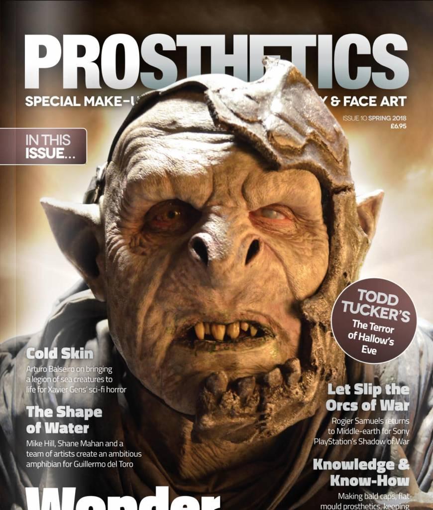 Prosthetics Magazine #10