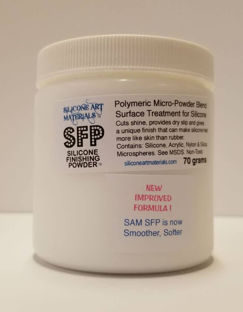 SAM Silicone Finishing Powder 70g
