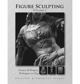 PCF Studio Figure Sculpting Volume 2 Faraut Book