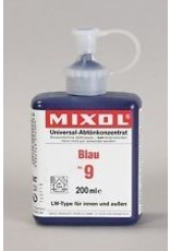 Mixol #09 Blue (all sizes)
