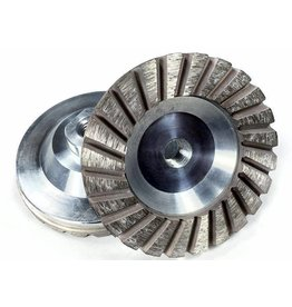 4in Sintered Turbo Diamond Grinding Wheel Coarse