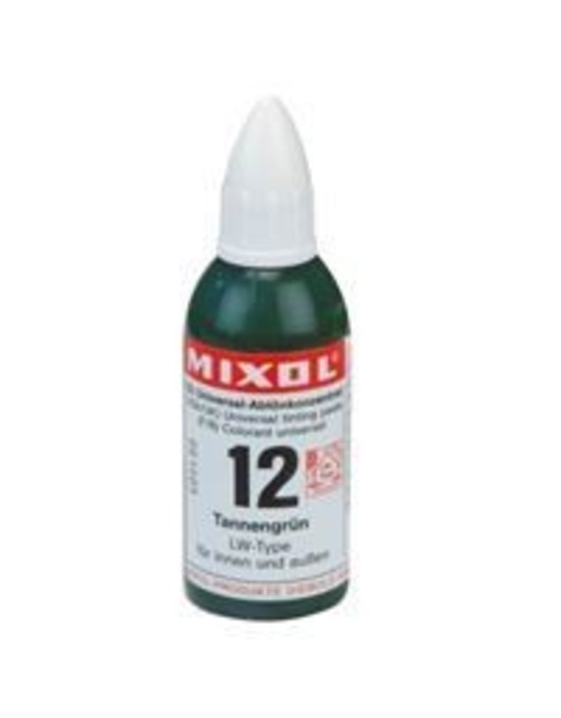 Mixol #12 Fir Green (all sizes)