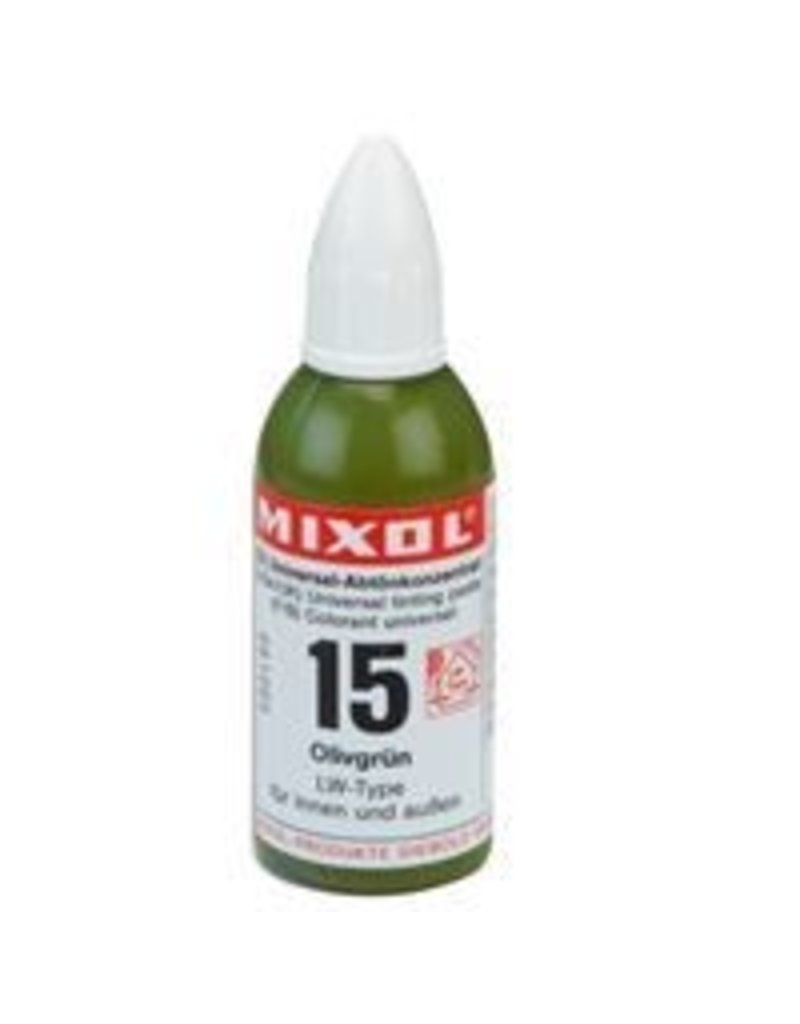 Mixol #15 Olive Green (all sizes)