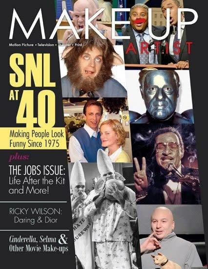 Make-Up Artist Magazine Make-Up Artist Magazine 113 April/May 2015