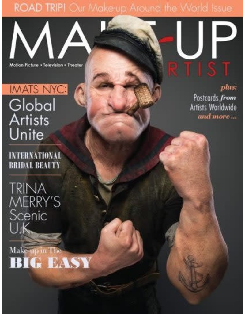 Make-Up Artist Magazine Make-Up Artist Magazine 114 June/July 2015